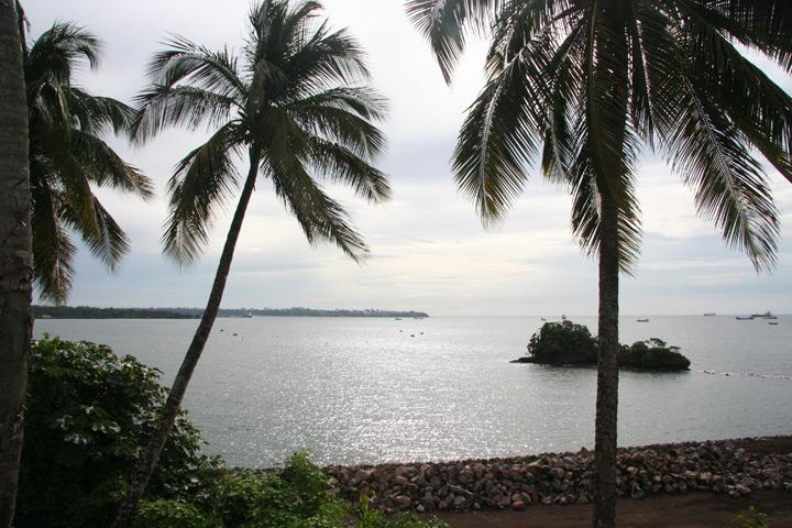 Экваториальная Гвинея, остров Биоко, потенциально райский уголок