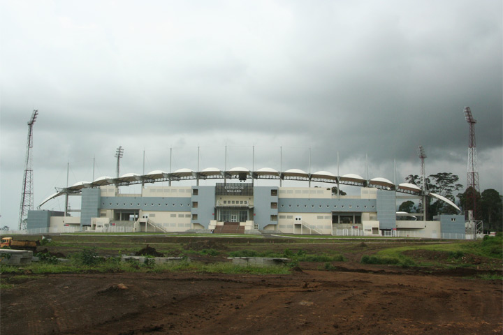 Стадион Малабо