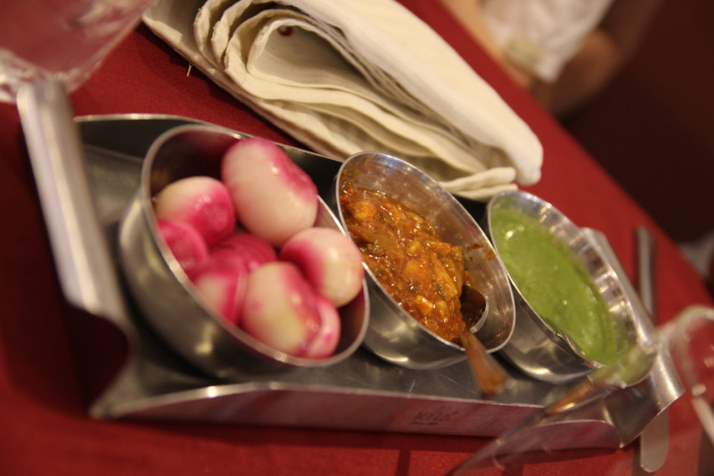 Индийская еда